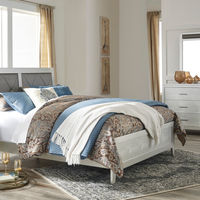 Signature Design by Ashley Olivet 6-Piece King Bedroom Set- Room View