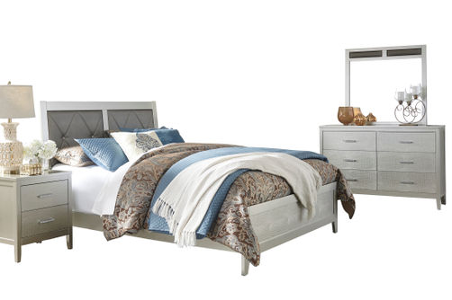Signature Design by Ashley Olivet 6-Piece King Bedroom Set