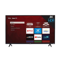 TCL ROKU 50 Inch 4K UHD Smart TV 50S425RAC