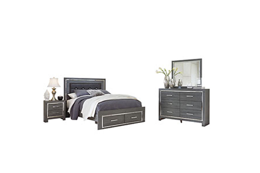 Signature Design by Ashley Lodanna 6-Piece Queen Bedroom Set