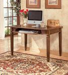 Signature Design by Ashley Hamlyn Home Office Desk- Room View