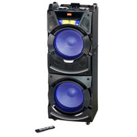 Edison Professional 2000W Wireless Speaker System with Bluetooth