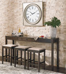 Signature Design by Ashley Rokane 4-Piece Dining Set- Room View