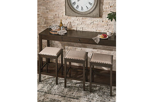 Signature Design by Ashley Rokane 4-Piece Dining Set- Alternate View