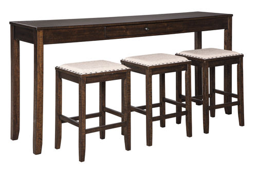 Signature Design by Ashley Rokane 4-Piece Dining Set