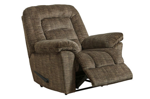 Signature Design by Ashley Hengen-Mocha Zero Wall Recliner
