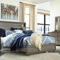 Signature Design by Ashley Arnett 6-Piece Queen Bedroom Set- Room View