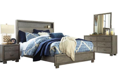 Signature Design by Ashley Arnett 6-Piece Queen Bedroom Set