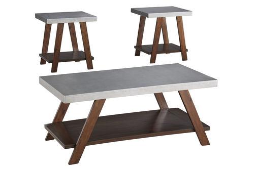 Signature Design by Ashley Bellenteen Coffee Table Set