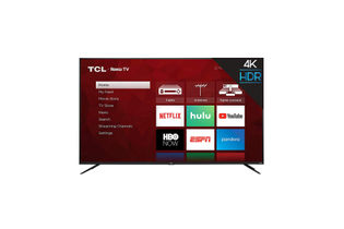 TCL ROKU 65 Inch 4K UHD LED Smart TV 65S425