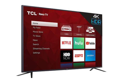 "TCL ROKU 65"" 4K UHD LED Smart TV 65S425"