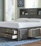 Signature Design by Ashley Caitbrook Platform Queen Bed