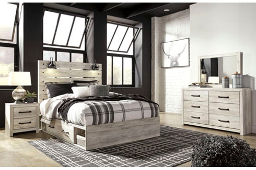 Signature Design By Ashley Cambeck 6 Piece Queen Bedroom Set Same