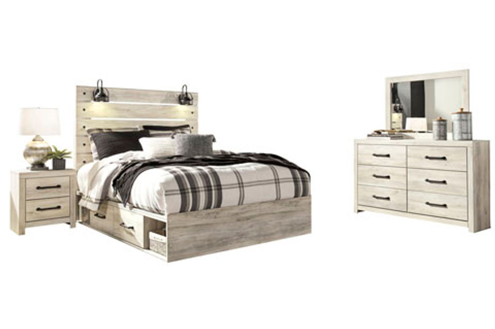 Signature Design by Ashley Cambeck 6-Piece Queen Bedroom Set