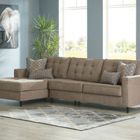 "Signature Design by Ashley ""Flintshire-Auburn"" LAF Chaise Sectional"