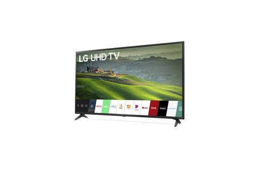 LG 55 Inch 4K UHD LED Smart TV 55UM6910PUC- Angle View