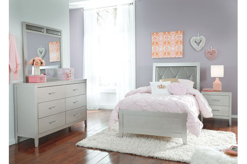 Signature Design by Ashley Olivet 6-Piece Twin Bedroom Set