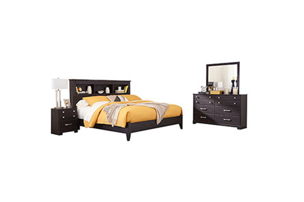 Signature Design by Ashley Reylow 6-Piece King Bedroom Set