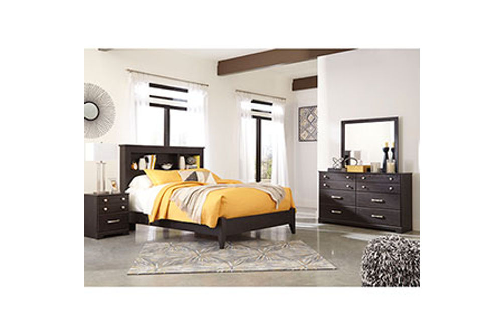 Signature Design By Ashley Reylow 6 Piece Queen Bedroom Set Same Day Delivery At Rent A Center