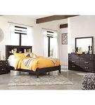 Signature Design by Ashley Reylow 6-Piece Queen Bedroom Set- Room View