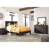 Signature Design by Ashley Reylow 6-Piece Queen Bedroom Set- Room View
