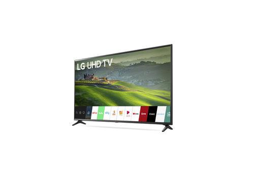 LG 65 Inch 4K UHD LED Smart TV 65UM6900PUA- Angle View