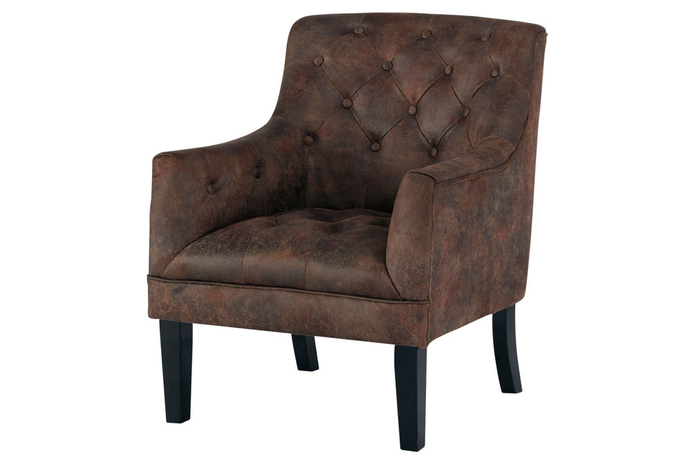 Signature Design by Ashley Drakelle - Mahogany Accent Chair