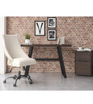 Signature Design by Ashley Camiburg Home Office Desk- Room View
