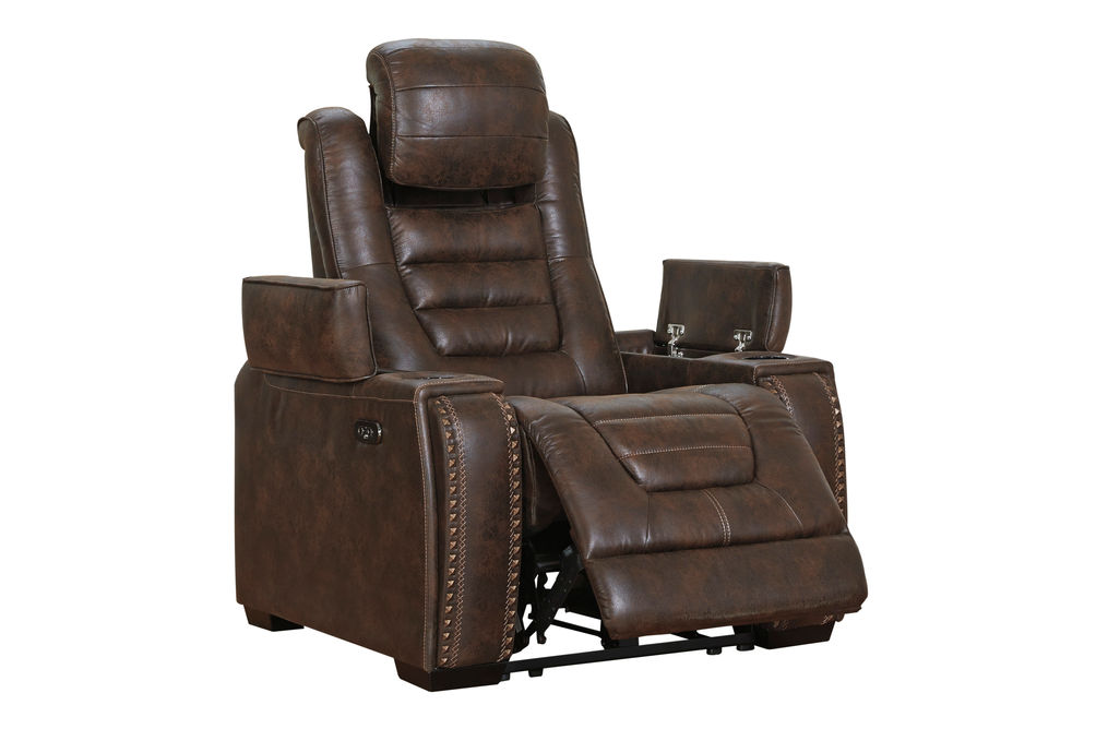 Signature Design by Ashley Game Zone Power Recliner