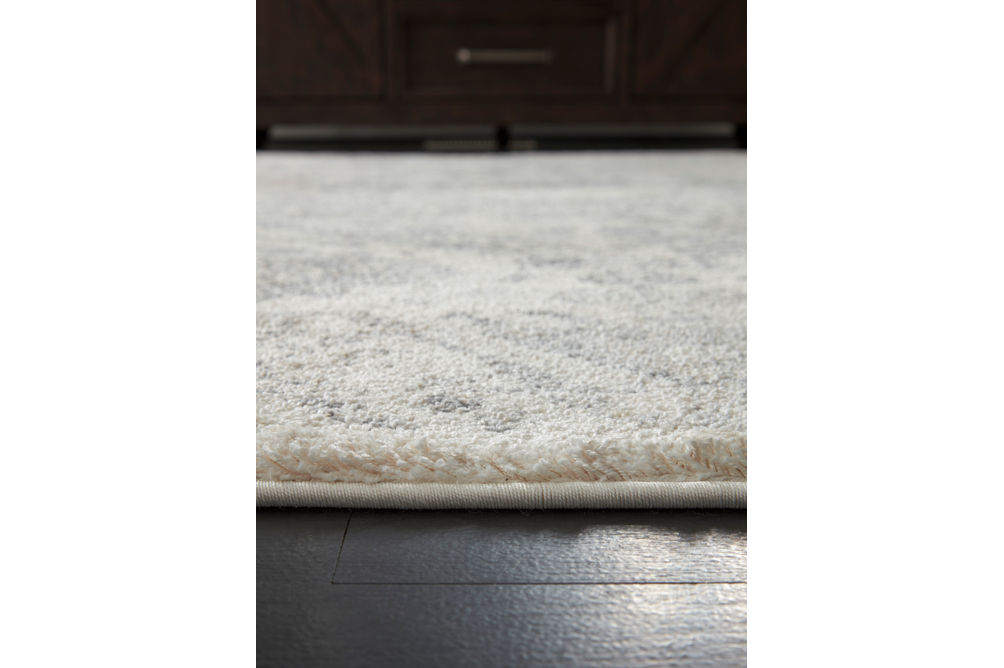 Signature Design by Ashley Precia Accent Rug - Pile Height View