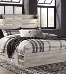 Signature Design by Ashley Cambeck King Storage Bed- Room View