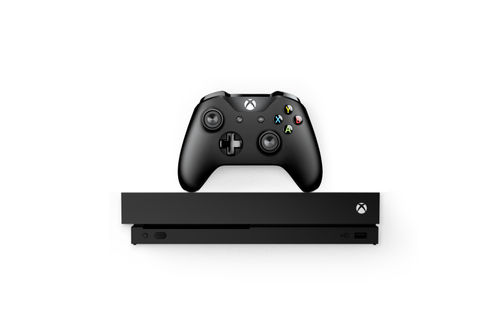 Microsoft Xbox One X 1TB Gaming Console- Gears 5 Bundle