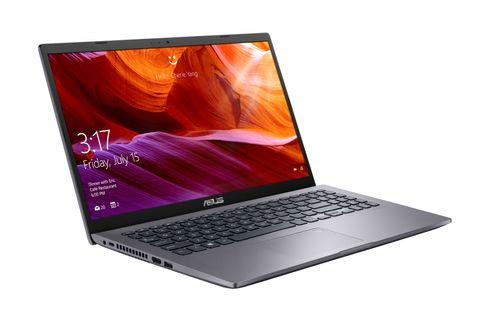 ASUS 15.6 Inch Intel Core i3-8145U Laptop- Angle View