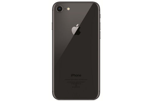 Smartphone 8 - 128GB Space Gray- Back View