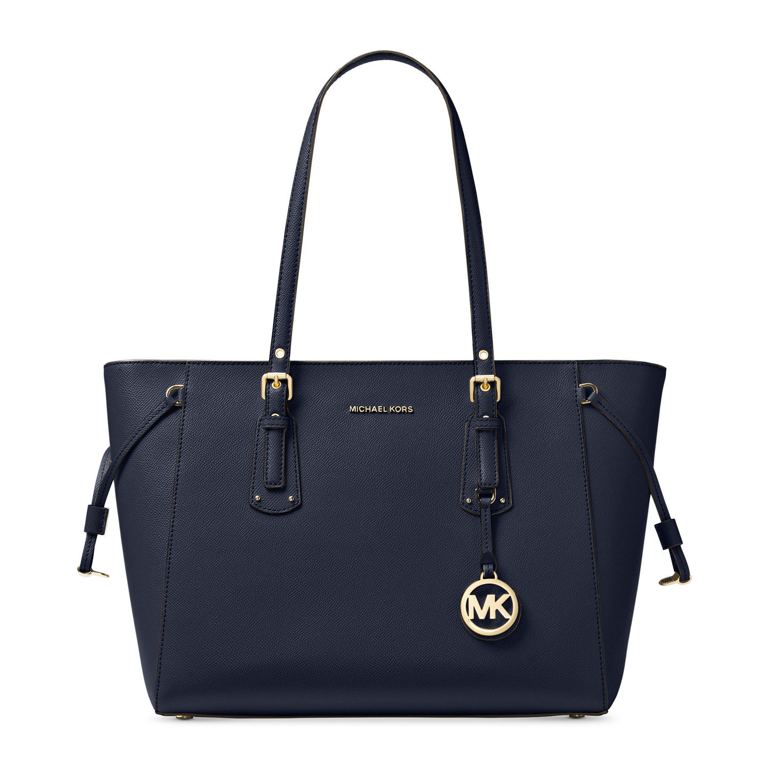 Michael Kors Voyager East West Tote - Admiral Navy