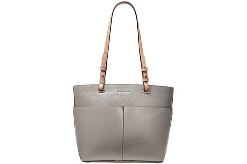 Michael Kors Bedford Medium Tote - Pearl Gray