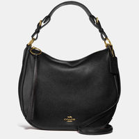 Coach Sutton Hobo - Black