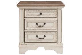Signature Design by Ashley Realyn 6-Piece Queen Bedroom Set - Nightstand