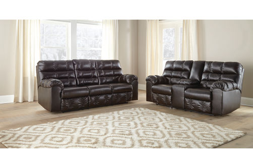 Signature Design by Ashley Wardner Reclining Sofa and Loveseat