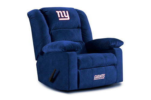 Imperial NFL New York Giants Recliner
