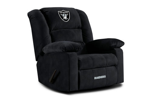Imperial NFL Oakland Raiders Recliner