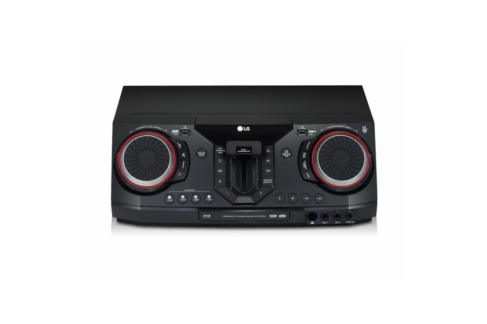LG 3500W XBOOM Shelf Sound System