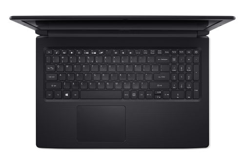 Acer 15.6 Inch Aspire 3 IntelCore  i5-8250U Laptop- Keyboard View