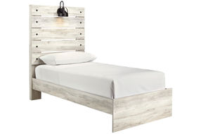 Signature Design by Ashley Cambeck 6-Piece Twin Bedroom Set - Bed