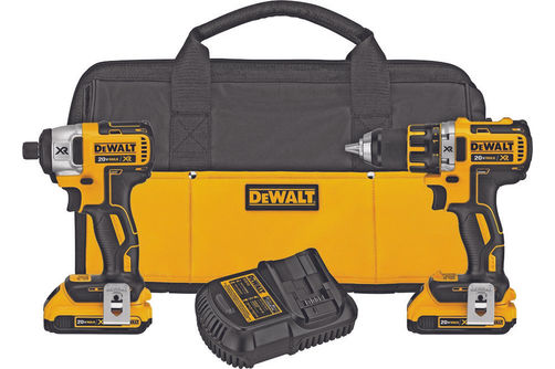 DEWALT Drill and Impact Driver