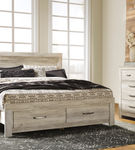 Signature Design by Ashley Bellaby 7-Piece King Bedroom Set - Sample Room View
