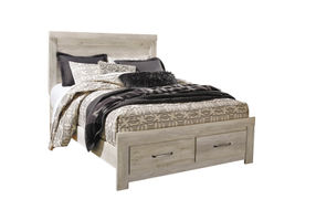 Signature Design by Ashley Bellaby Queen Bed with 2 Storage Drawers