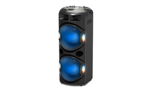Edison Professional 6000W Party Speaker- Angle View