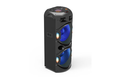 Edison Professional 6000W Party Speaker- Side View