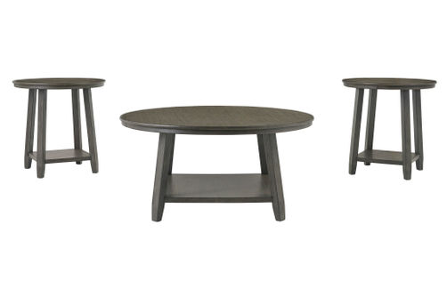 Signature Design by Ashley Caitbrook Coffee and End Table Set